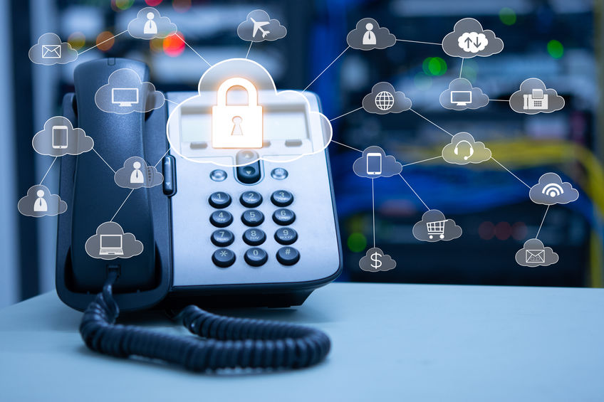 IP Telephony cloud services