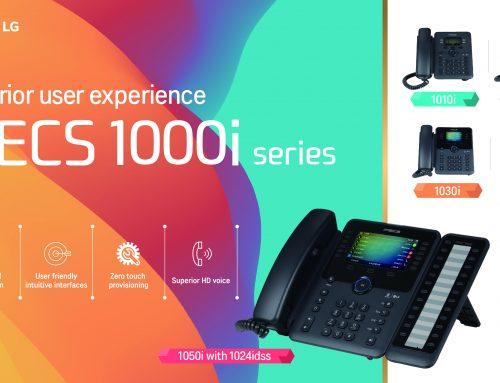 iPECS 1000i Series Handsets